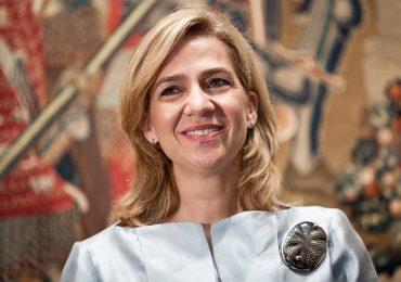 Cristina de Borbón, Caso Nóos