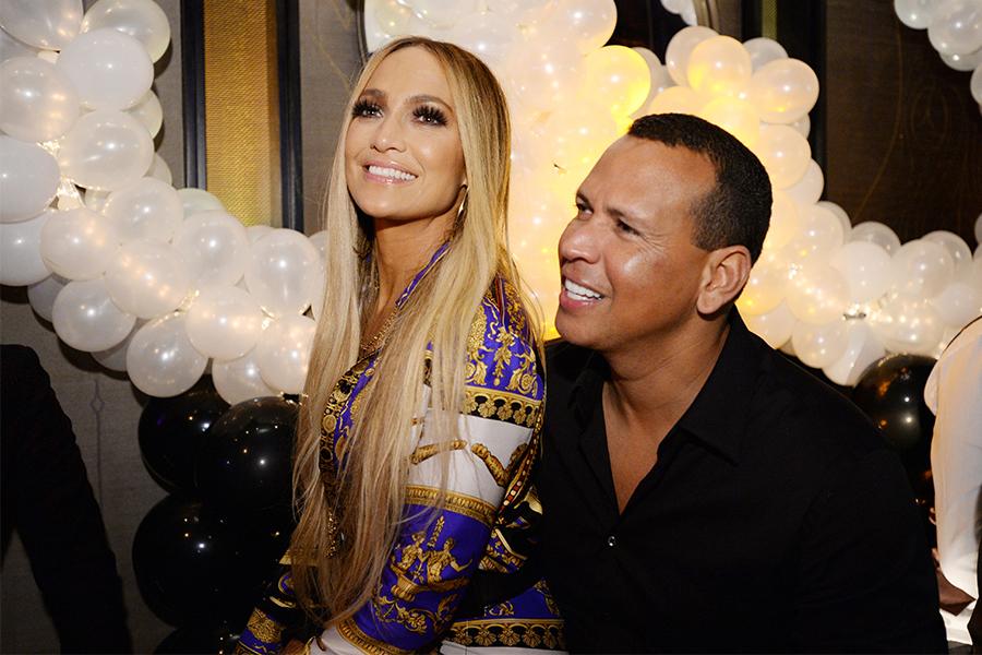 Jennifer Lopez, Arod