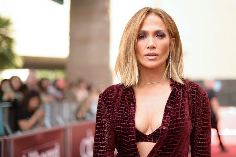 Jennifer Lopez en Second Act