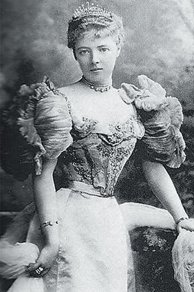 lady Maud Cunard