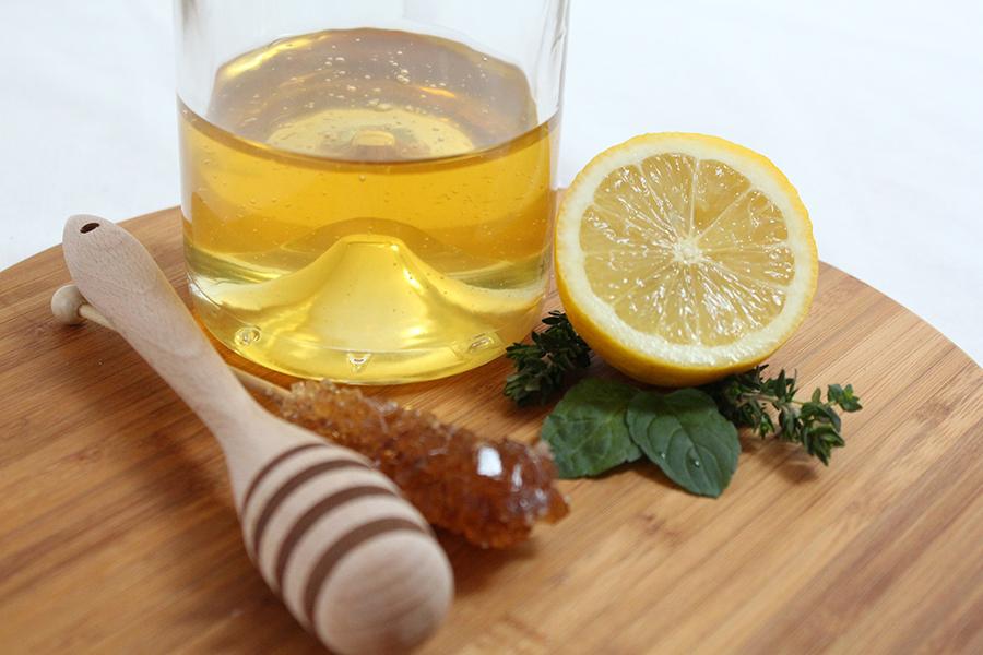 Miel y limón