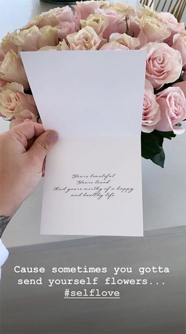 Flores de Demi Lovato