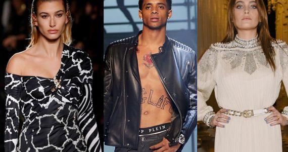 Hijos de famosos que son modelos