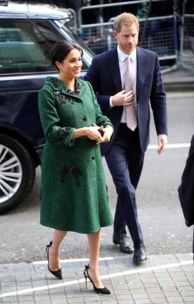 Harry y Meghan en el Día de la Commonwealth