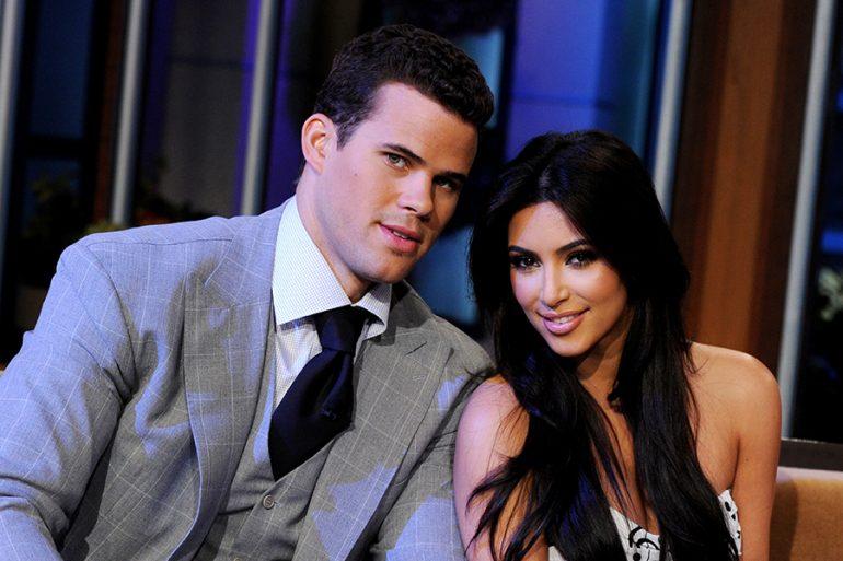 Kris Humphriesy Kim Kardashian