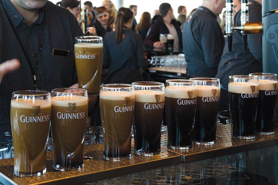 La cerveza irlandesa por excelencia