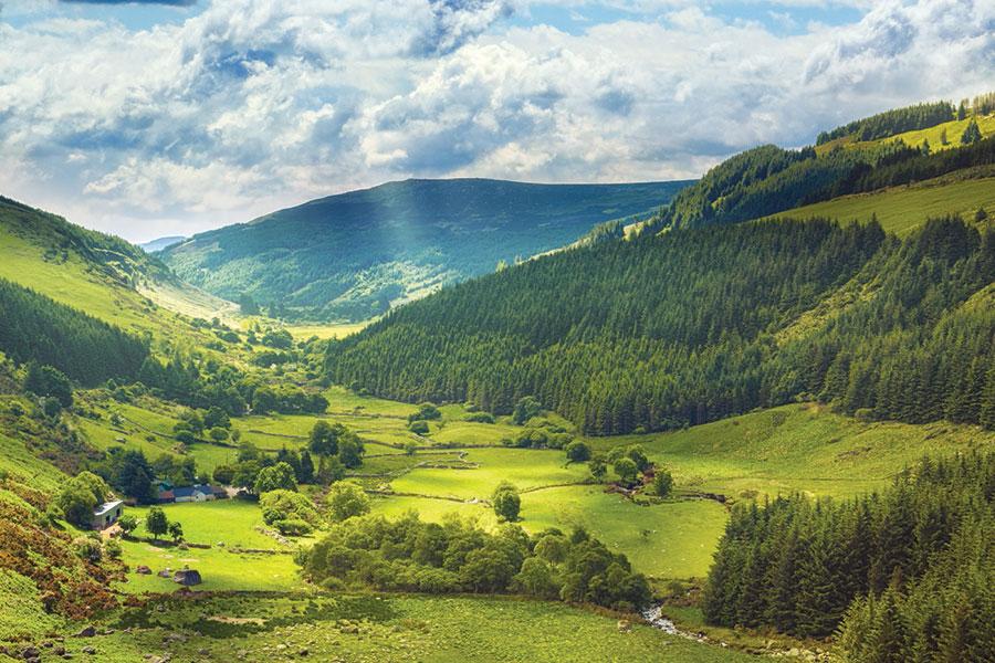 Valle de Glenmacnass