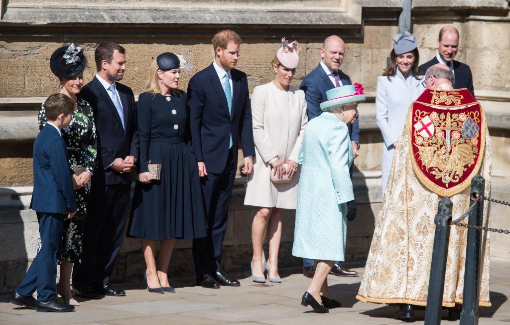 Pascua y cumpleaños de la reina Isabel