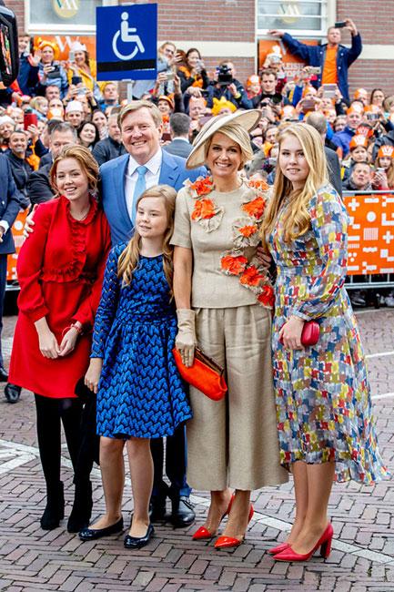 Día del Rey en Holanda