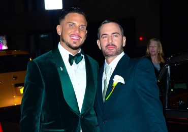 Boda de Marc Jacobs y Char Defrancesco