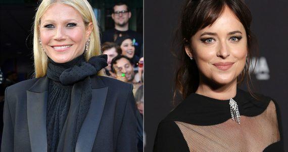 Gwyneth Paltrow y Dakota Johnson