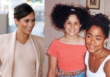 Meghan Markle antes y después