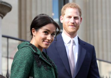 Maghan Markle y príncipe Harry