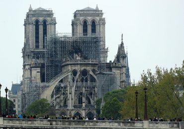 Repica campana mayor de Notre Dame