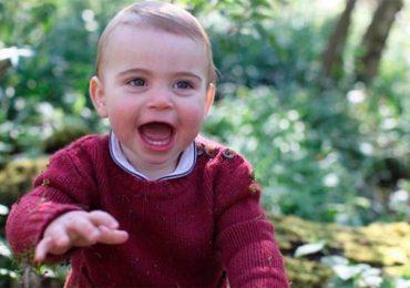 Primer año del príncipe Louis