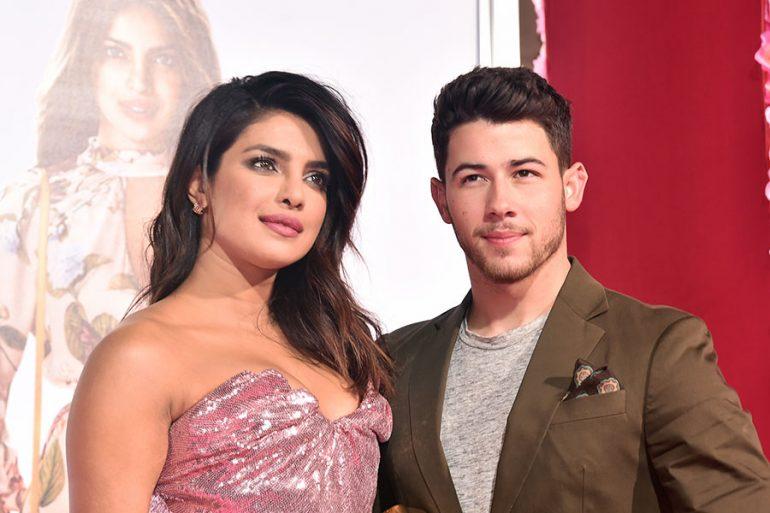 Priyanka Chopra y Nick Jonas