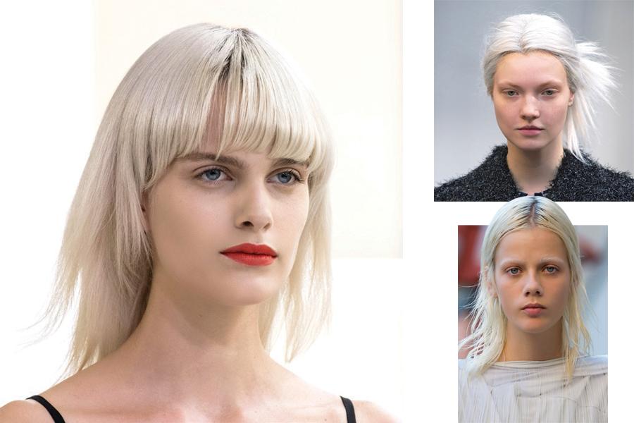 Mujer, cabello