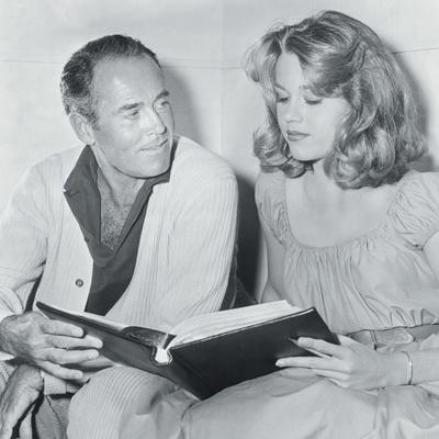Henrry Fonda, Jane Fonda