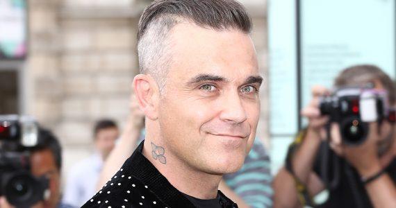 El secreto de Robbie Williams para sobrevivir al confinamiento sin divorciarse