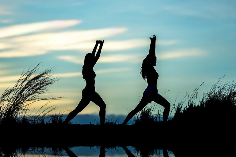 Yoga, Tendencias de bienestar