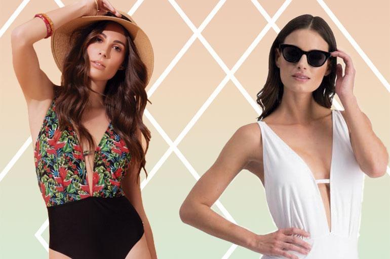 a21233de88 No importa si el año pasado compraste un trikini o de una sola pieza, en  cuanto veas los nuevos trajes de baño de JLo te vas a enamorar de sus  diseños y ...