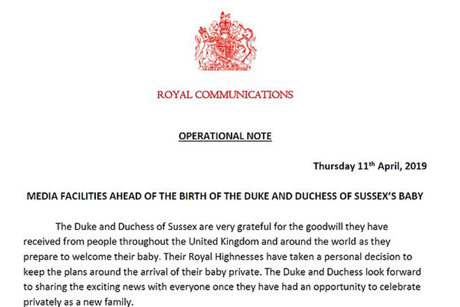 (Foto:Kensington Palace)