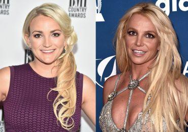 Jamie Lynn y Britney Spears