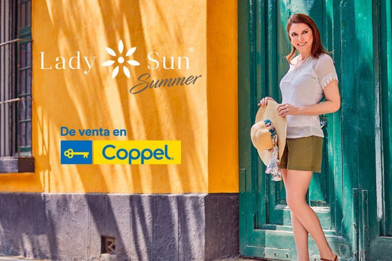 8efce7654c2a Lady Sun: ¡cómoda en la playa con el traje perfecto! - Vanidades