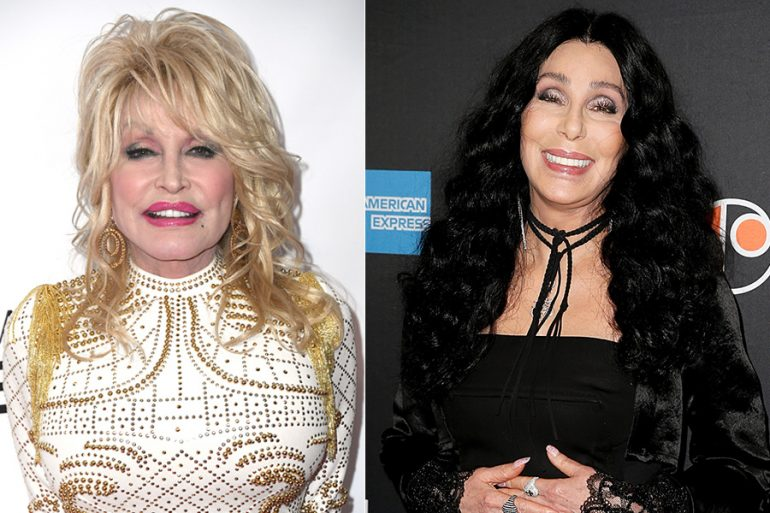 Dolly Parton y Cher