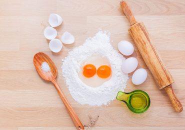 Ingredientes para hornear