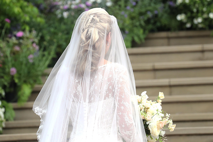 Boda de Lady Gabriella de Windsor