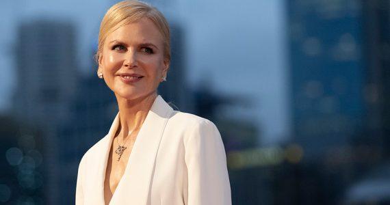 Nicole Kidman dona alimentos a personal sanitario