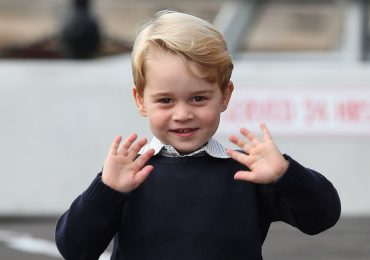 Así festejó el príncipe George su séptimo cumpleaños
