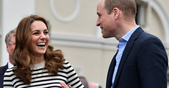 La duquesa de Cambridge rescata el vestido del que se burló el príncipe William