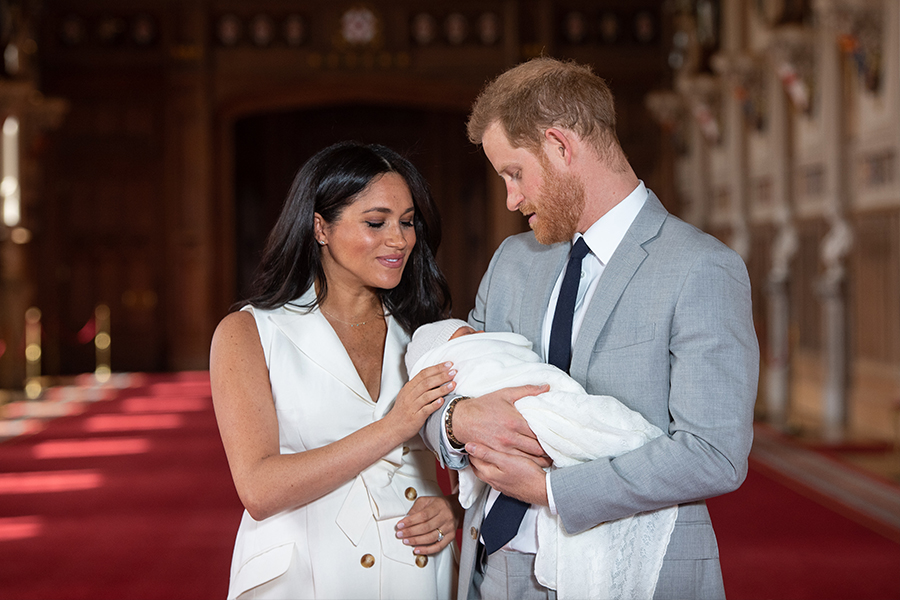 Meghan, Harry y bebé Sussex, Samantha Markle