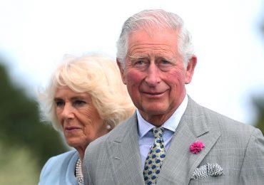 Carlos de Gales, Camilla de Cornuales