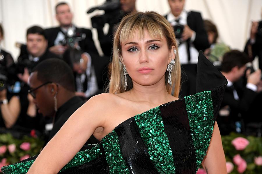 Miley Cyrus en 'Black Mirror'