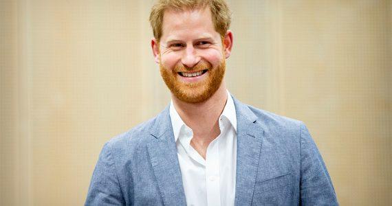 Príncipe Harry tiene WhatsApp