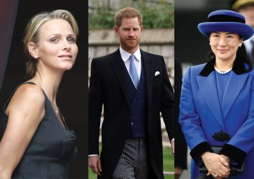 Princesa Charlene, Príncipe Harry y Masako, Depresión en la realeza