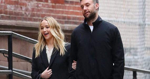 Jennifer Lawrence y Cooke Maroney
