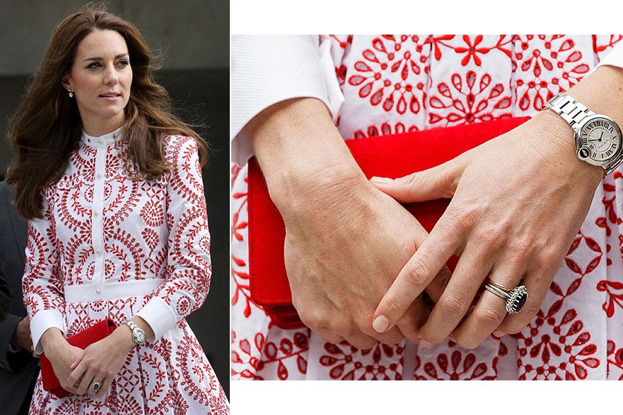 Anillo de eternidad de Kate Middleton