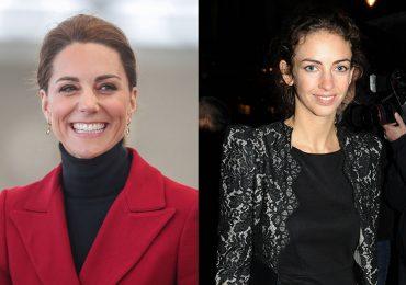 Kate Middleton y Rose Hanbury