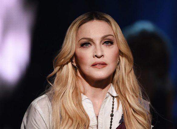 Madonna coronavirus