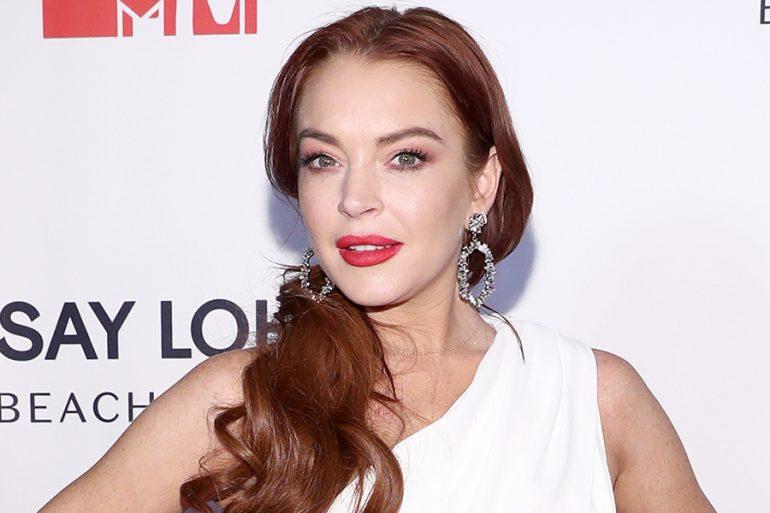 Lindsay Lohan Retoma Su Carrera Como Cantante Vanidades