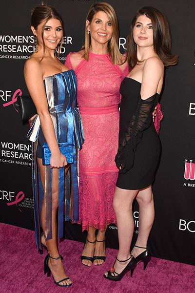 Lori Loughlin, Olivia Jade, Isabella Rose