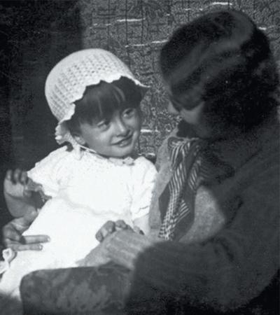 Maruca y Malva, hija de Pablo Neruda