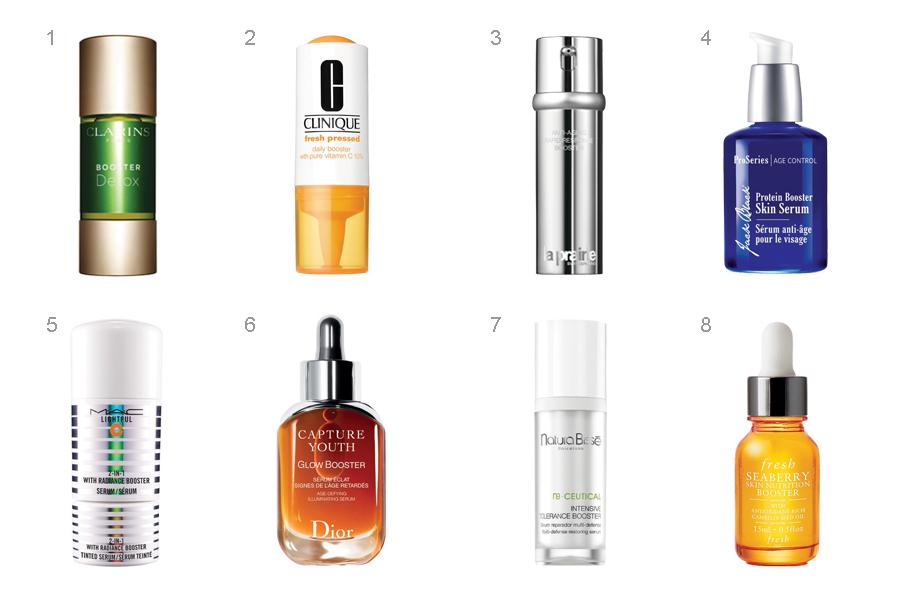 Productos, skincare