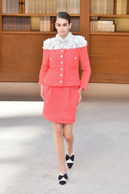 Chanel alta costura otoño-invierno 2019/2020
