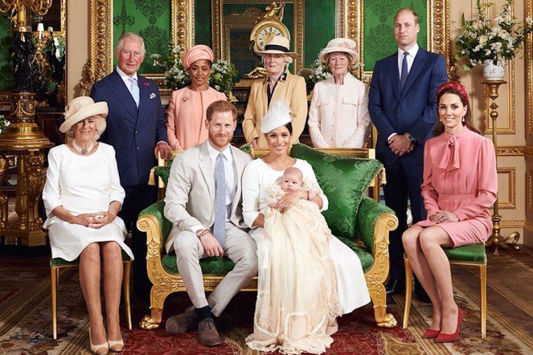 La familia real británica celebra el primer cumpleaños del pequeño Archie