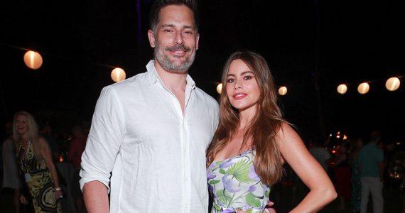 Joe Manganiello y Sofía Vergara